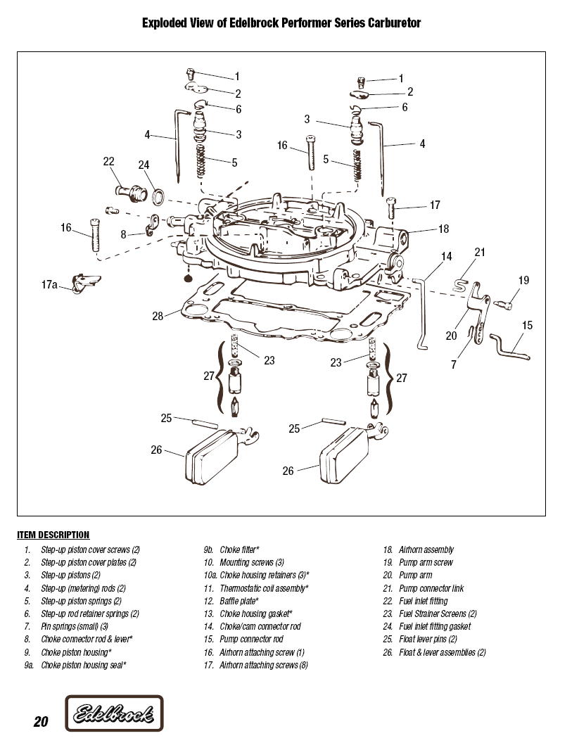 Diagram 1405 Edelbrock Wiring Diagram Full Version Hd Quality Wiring Diagram Sgdiagram18 Japanfest It