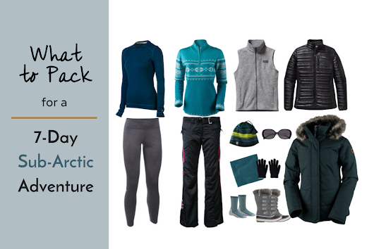 Arctic Adventures: Your Packing List for Winter Travel