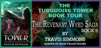 Review: The Turquoise Tower by Travis Simmons