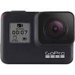GoPro Hero7 CameraBLK 4K UHD Action Camera - Black