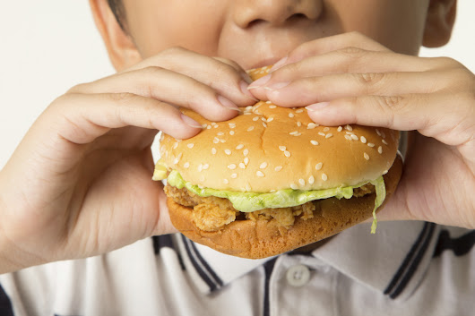 Are you raising an emotional eater?