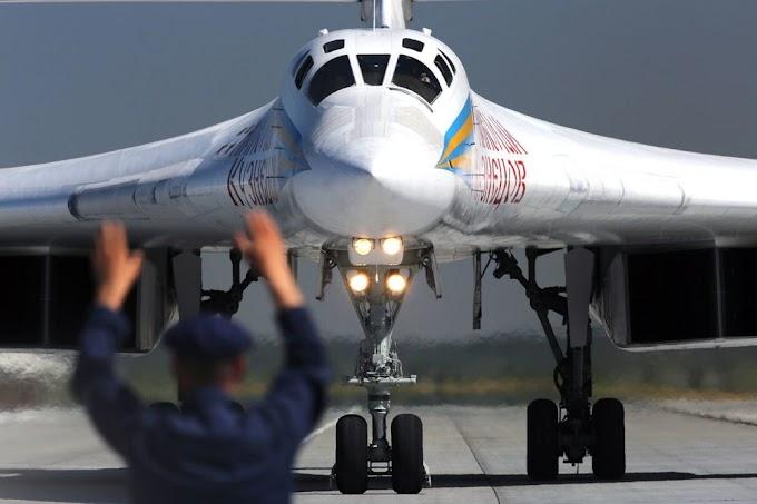 Tu-160 'Cisne Branco': o maior, mais rápido e mais pesado bombardeiro de todos os tempos