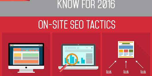 Vital SEO Trends for 2016