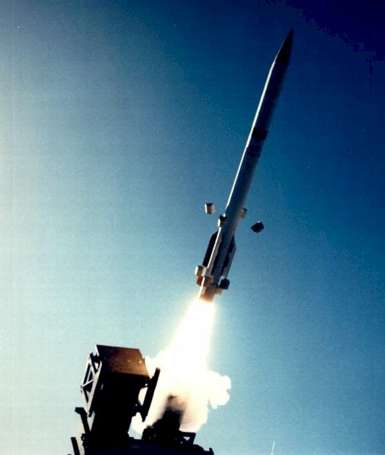 U.S. Patriot PAC-3 Advanced Anti-Missile / Anti-Aircraft Missile
