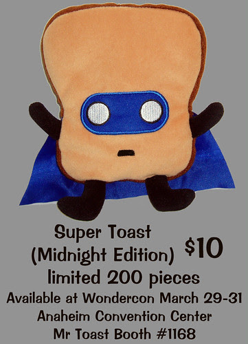 MIdnight Super Toast
