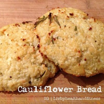 Cauliflower Burger Buns