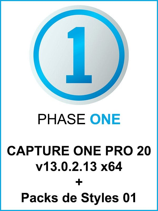 Capture One Pro 20 v13.0.2.13 + Packs de Styles 01 [windows]