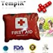 Amazon.com:      Angel's review of First Aid Kit Bag Over 100 pieces for Trav...