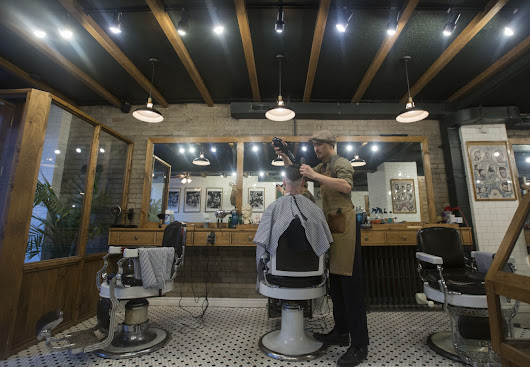 Toronto barber Duzz keeps it old-school | Toronto Star