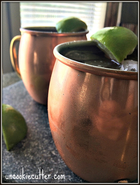 Moscow Mule - You Link It, We Make It #24 - Uncookie Cutter