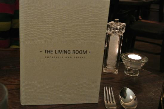 Fine Dining in George Street - Review of The Living Room ...