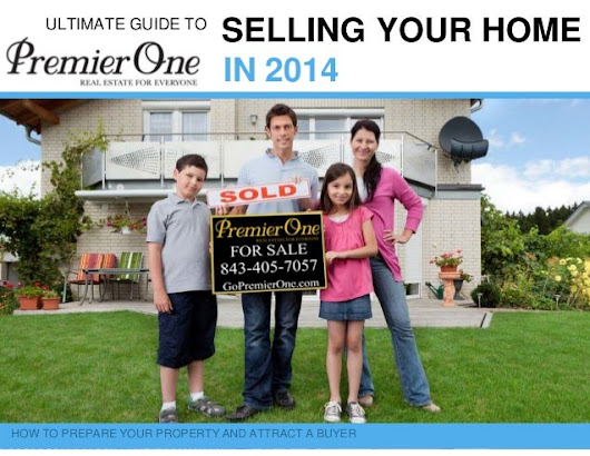 Premier One's Ultimate Guide to Selling a Home