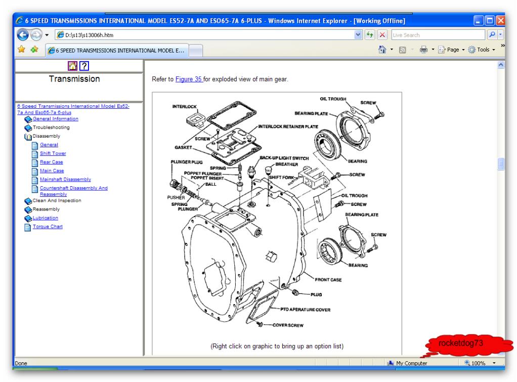 33 Dt466 Engine Diagram