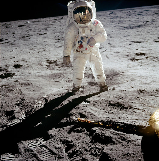 Apollo 11's 'Giant Leap' on the Moon Held Deep Meaning for Neil Armstrong