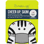 The Creme Shop Cheer Up Skin Animated Animal Face Sheet Mask 1 Count