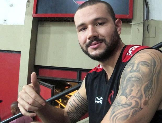 Caio Torres, Flamengo (Foto: Leonardo Velasco / Globoesporte.com)