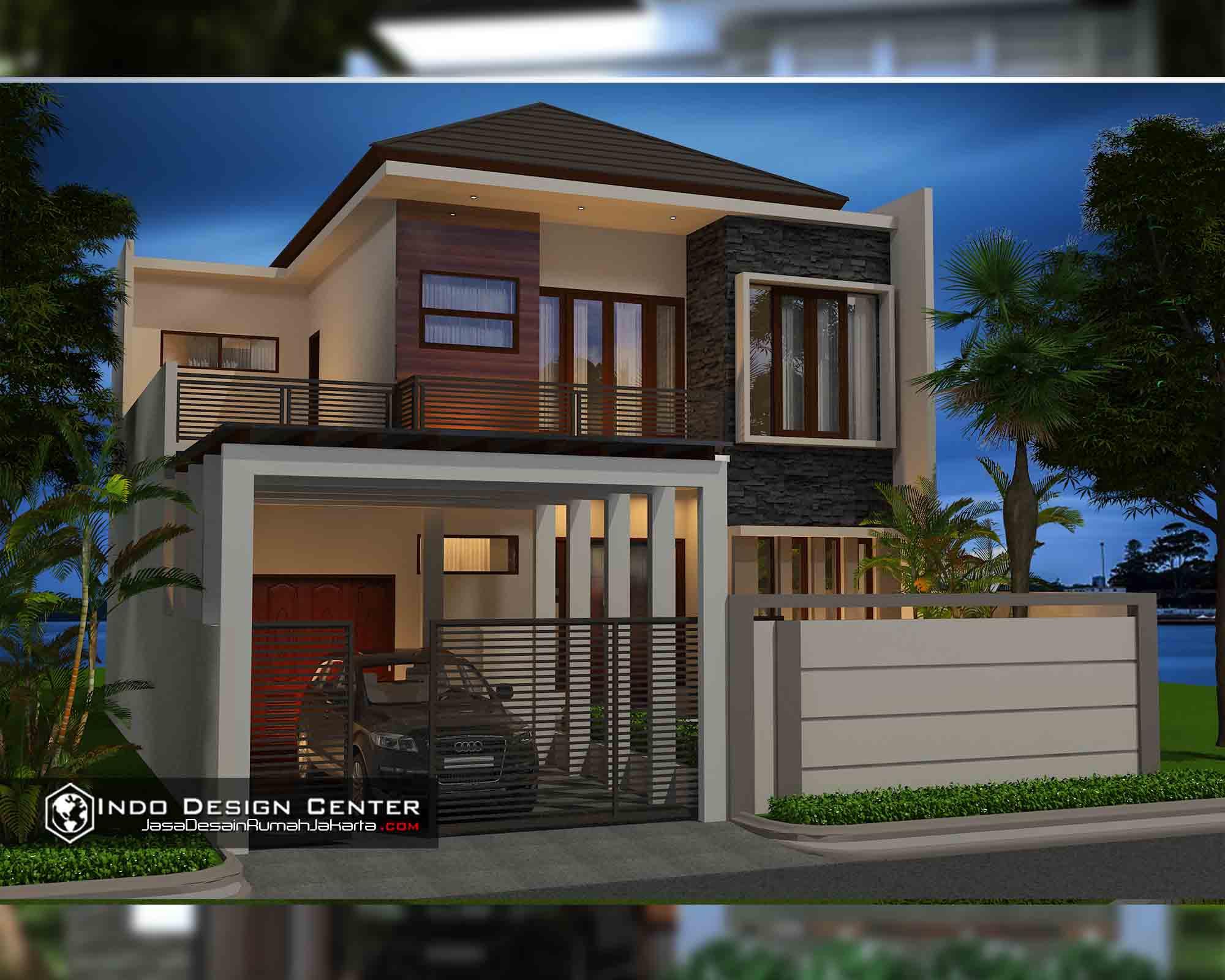 Desain Kontrakan Petak Rincian Biaya Bangun Rumah Kami