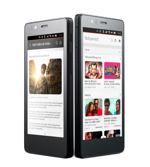 Aquaris E4.5 and E5 Ubuntu Editions debut in India with Snapdeal