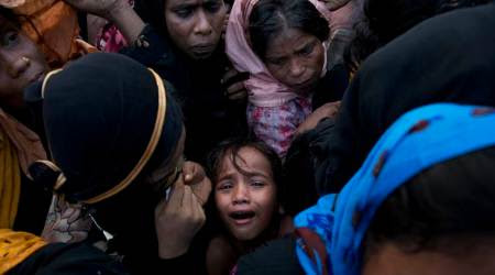 No sign Rohingya will be allowed to return home in Myanmar