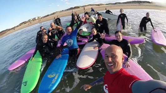 Como debe ser un buen instructor de surf | Surfmocion