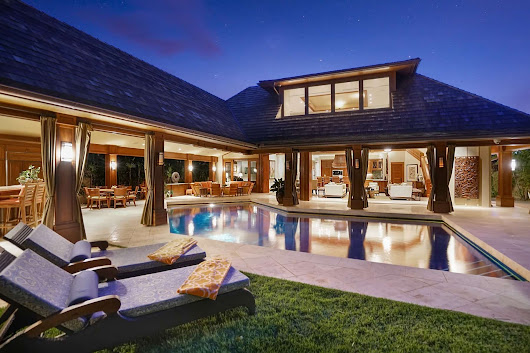 This $6.4 Million Kahala Retreat Screams Of Elegance