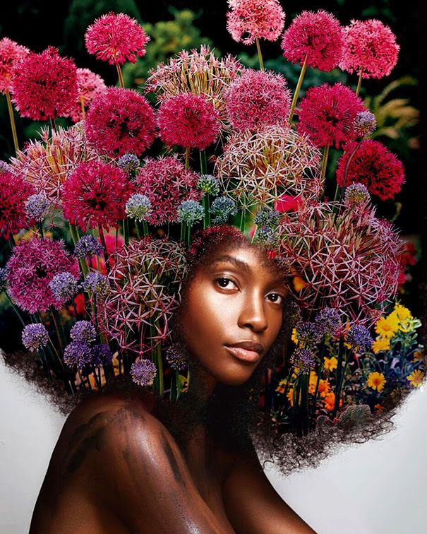 peinados-afro-galaxias-flores-black-girl-magic-pierre-jean-louis (14)