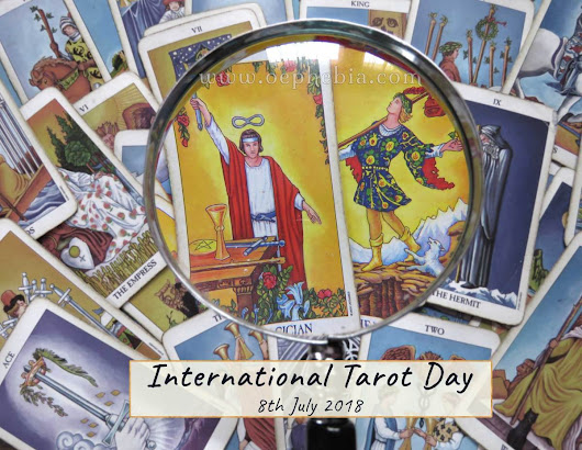 International Tarot Day 8th July 2018