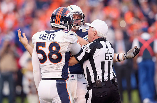 Von Miller really didn't like Philip Rivers until two years ago
