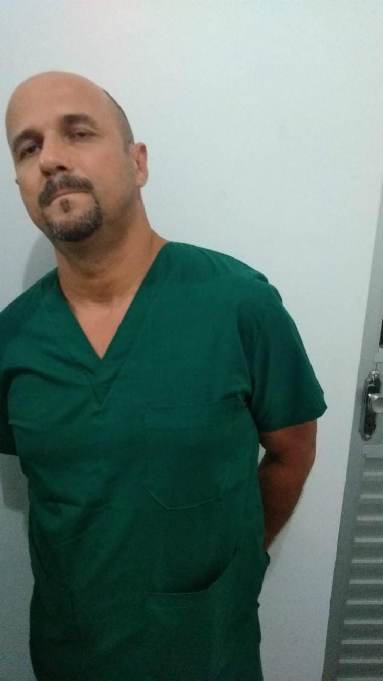 Adriano de Oliveira Souza, utilizava o Cremeb de um médico que tinha o mesmo nome que ele - Foto: Divulgação   SSP-BA