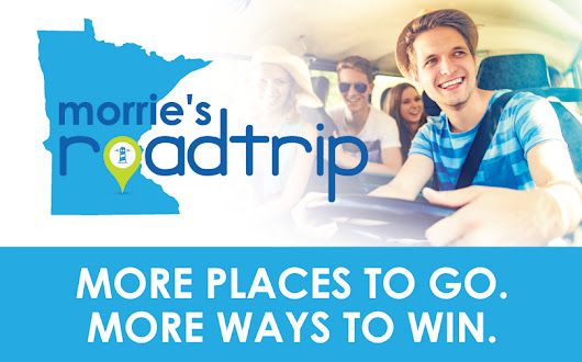 #MorriesRoadTripWin prizes. See stuff. Make Memories.