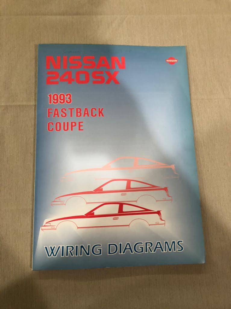 Nissan Electrical Wiring Diagram