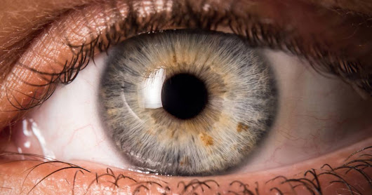 What are eye floaters? 5 vision symptoms you shouldn't ignore