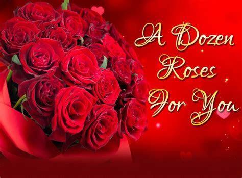 A Dozen Roses for You