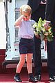 kate middleton prince william touch down in germany with george charlotte 03