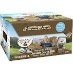 Organic Valley Milk, Lowfat, Organic, Chocolate, 1% Milkfat, 12 Pack - 12 pack, 6.75 fl oz bottles