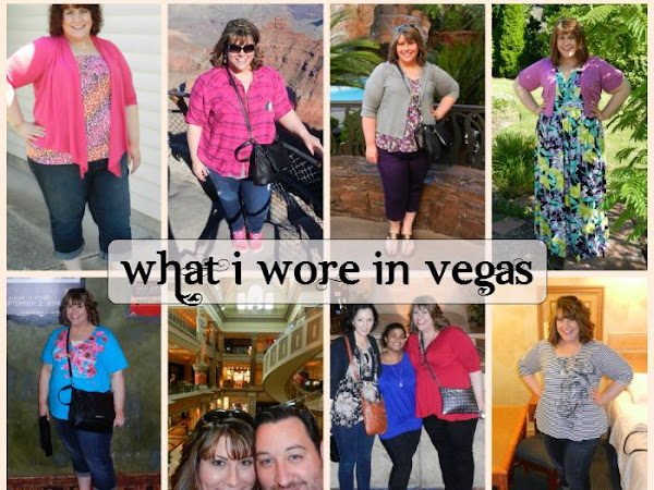 What I Wore on Vacation: Las Vegas