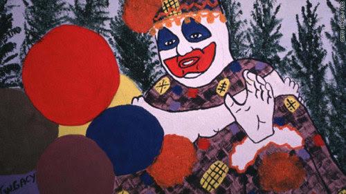 john wayne gacy clown. by John Wayne Gacy