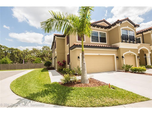 224 Crew Court, Sarasota, FL 34243 (MLS #A4154611) :: McConnell and Associates