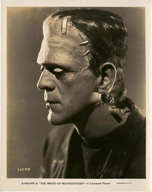 The Bride of Frankenstein (Universal, 1935) 9