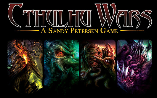 Cthulhu Wars - Petersen Games
