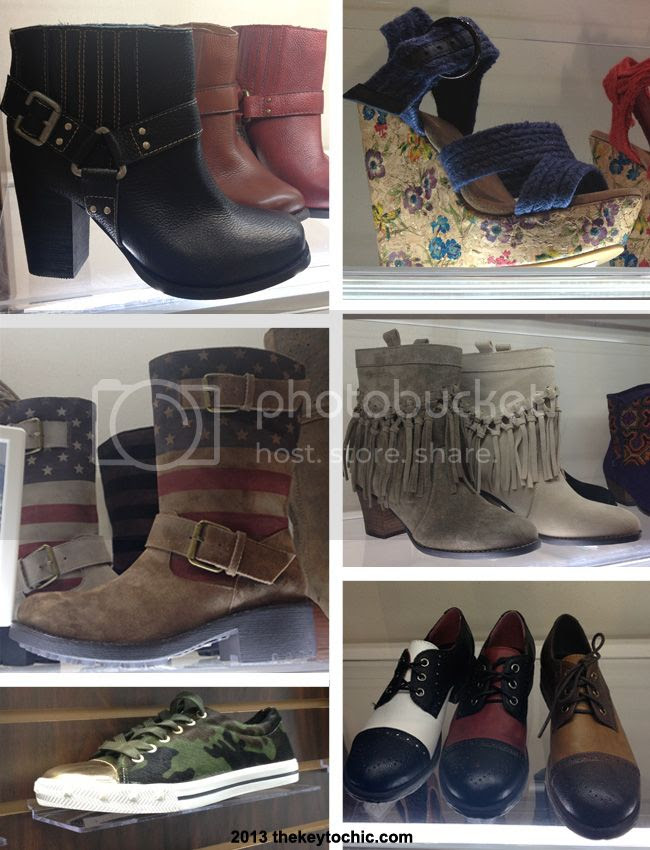 Very Volatile footwear and boots for spring 2013