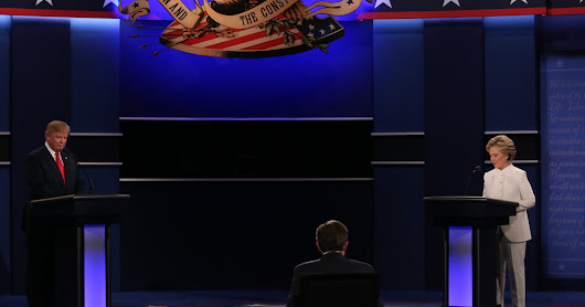 Who's Ahead in the Presidential Debate? What You've Missed - The New York Times