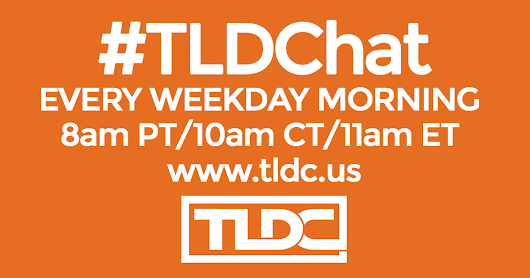 #TLDChat - 052617 - Video Friday with Hans De Graaf! Sponsored by Techsmith - Crowdcast
