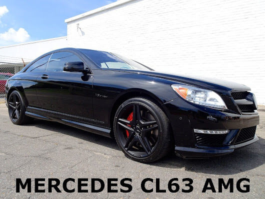 Pre-Owned 2013 Mercedes-Benz CL-Class CL 63 AMG® 2D Coupe in Madison #030954 | Smart Chevrolet