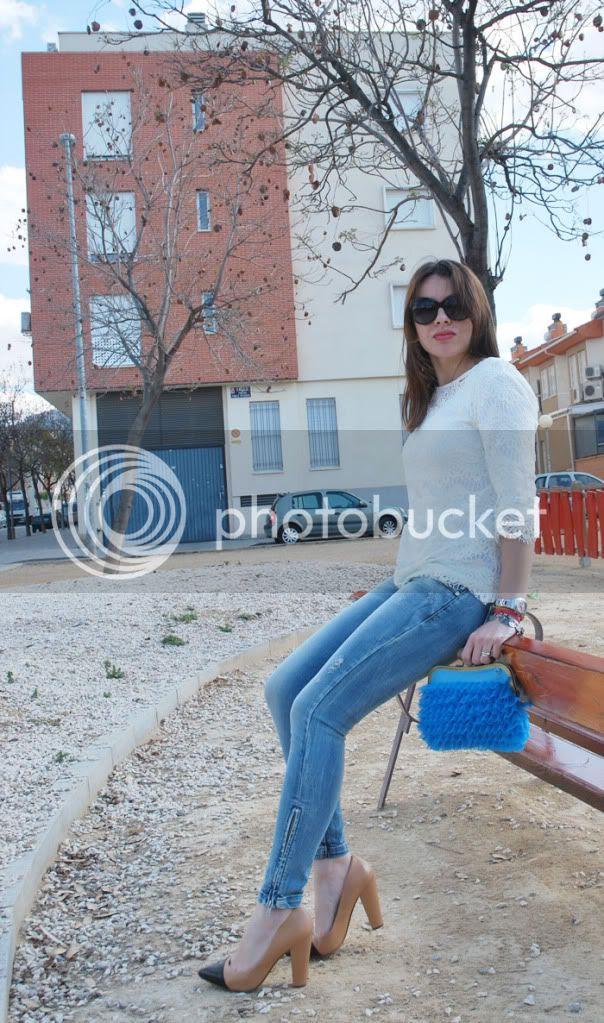 Jeans pitillo tobilleros 4