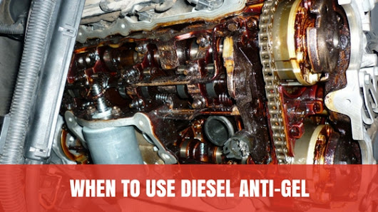 When To Use Diesel Anti-gel - Nitro 9 | Industrial Lubricants and Additives