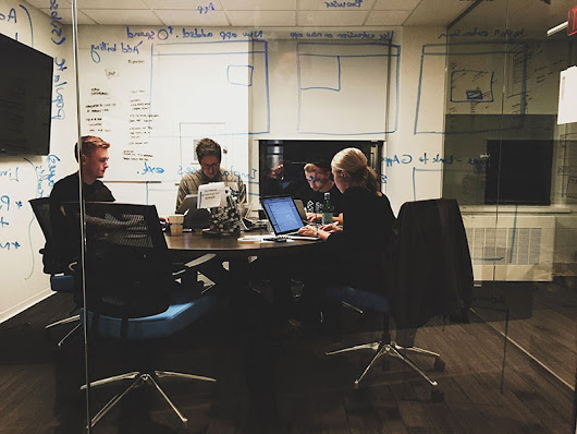 Designers: earn your seat at the table - InVision Blog