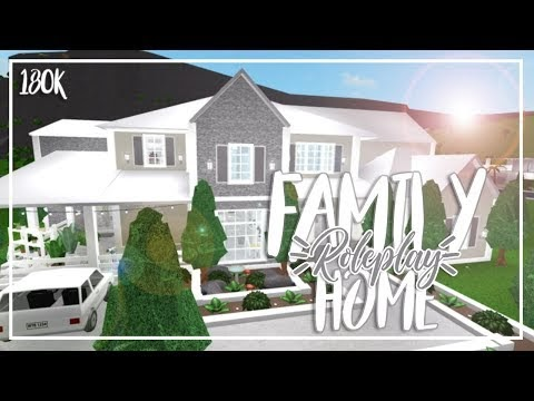 Bloxburg Family Roleplay House No Gamepasses