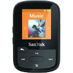 SanDisk Clip Sport Plus - 16 GB - Black