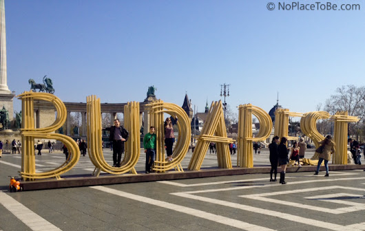 48 Hours in: Budapest  - No Place To Be - A couples' teaching, diving and skiing travel blog